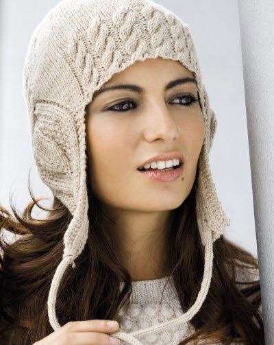А давайте свяжем модную шапку