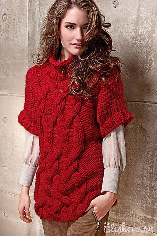 Пуловеры и Джемперы | ЕЛЕНА ВЯЗАЛОЧКА