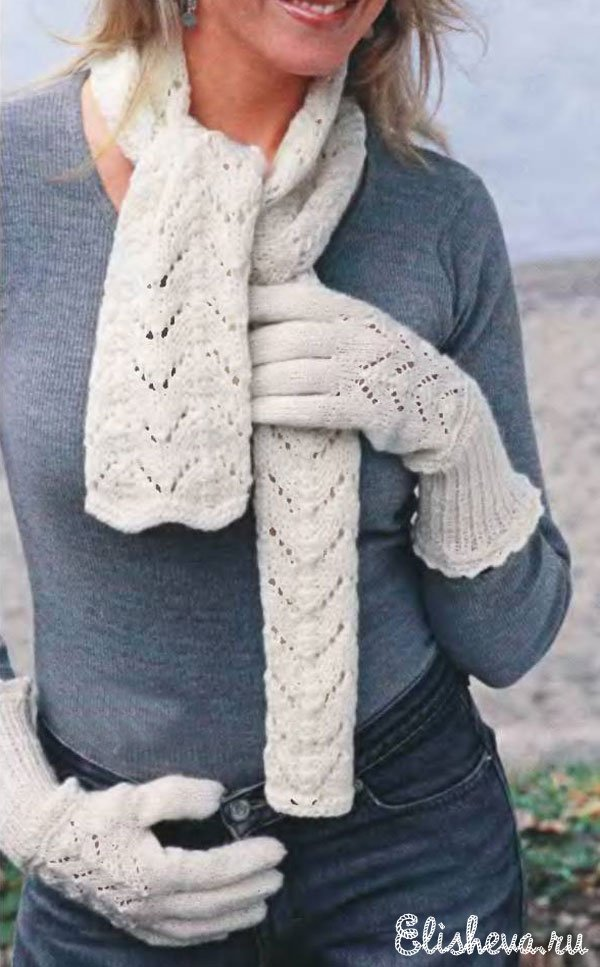 5. 4. 3. 2. 1. вяжем шапки и шарфы; вязаные Вязание спицами и крючком, схемы которые мы всегда сНемодными считаются