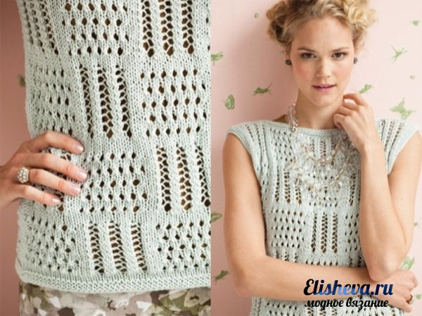 стильных вязаных свитеров