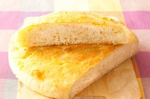 Приготовить хлеб в хлебопечке без дрожжей