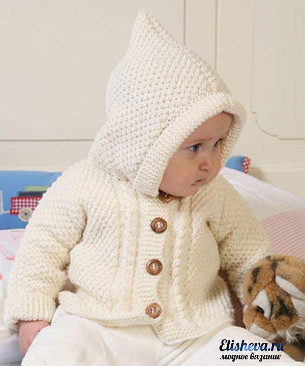Милая детская курточка с