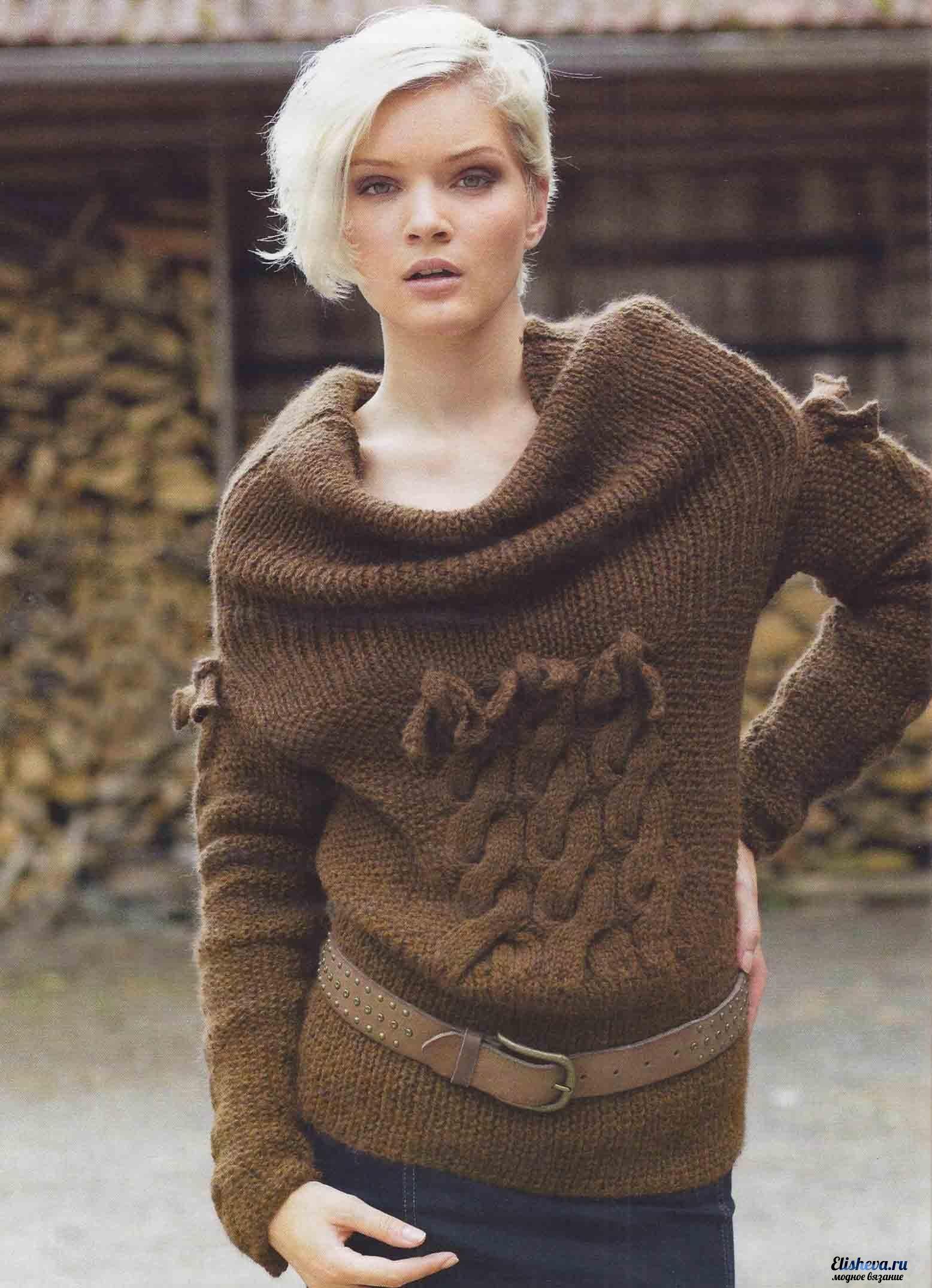 схемы мохеровые свитера вязаные спитцами