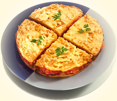 Рецепт вкусных блюд из макарон