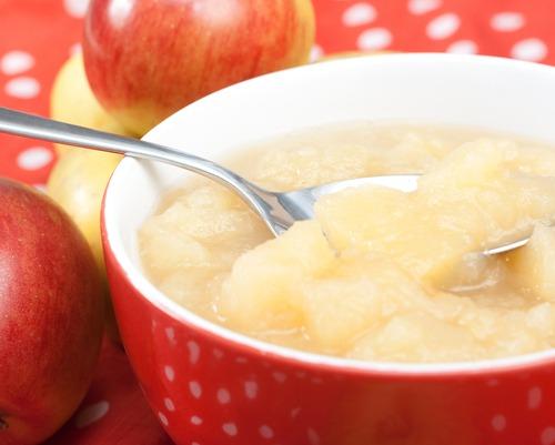 Как сделать яблочное пюре без сахара 396