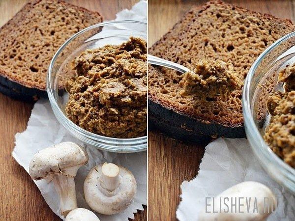 рецепты из грибов просто и вкусно на зиму