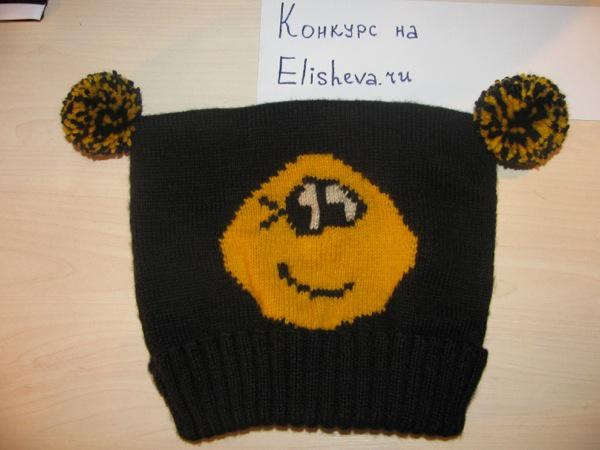 "конкурс ""Стильная шапка на"