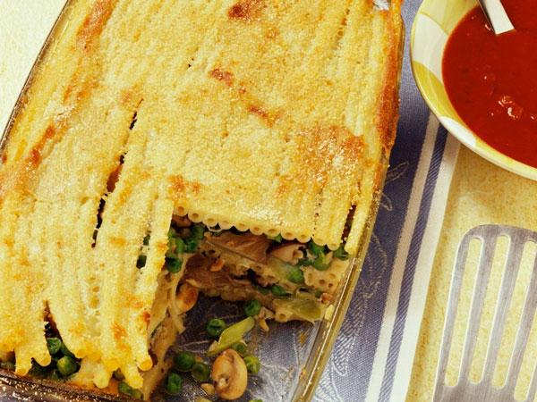 Лазанья рецепт с пошаговый из макарон