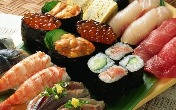 как приготовить суши и роллы в домашних условиях рецепт с фото
