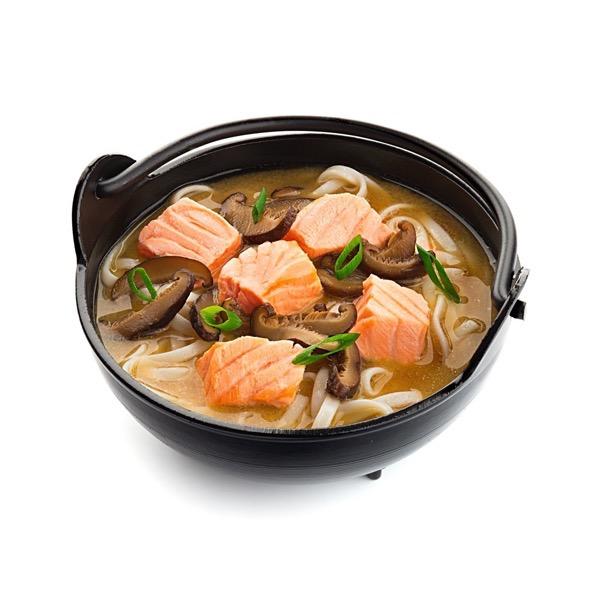 как приготовить мисо суп с угрём