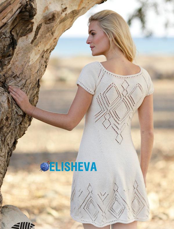 Короткое, летнее платье от