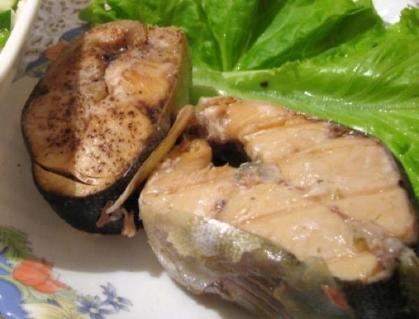 Речная рыба консервы в духовке в домашних условиях