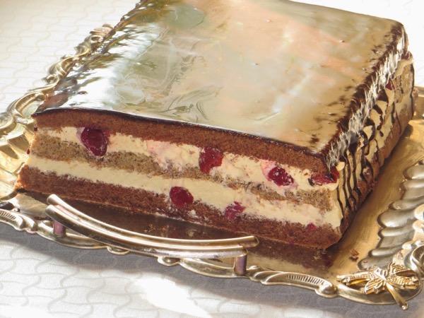 Праздничный торт вкусные рецепты