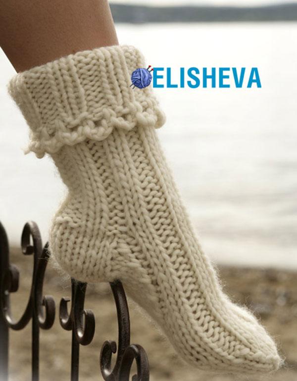 Вязание платьев носков