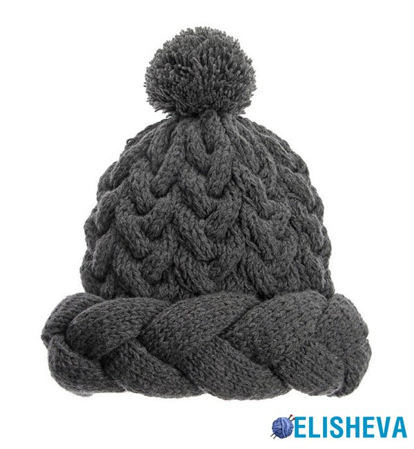 4880f31e6f1 Модные зимние шапки из коллекции молодого бренда 7ll
