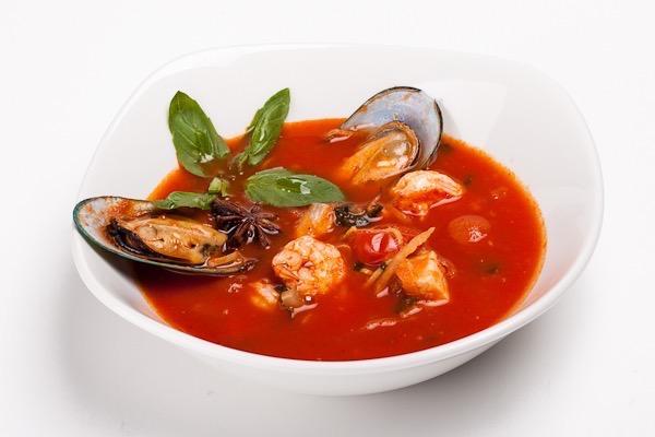 томатный рыбный суп пошаговый рецепт
