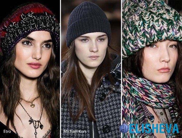 Модные вязанные шапки 2016-2017. Что выбираешь ты  22bddfcd02deb