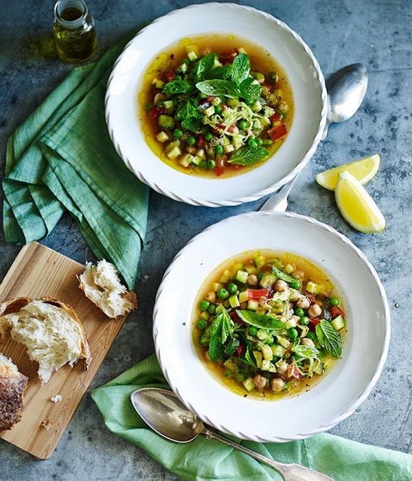 Суп минестроне классический рецепт пошаговый