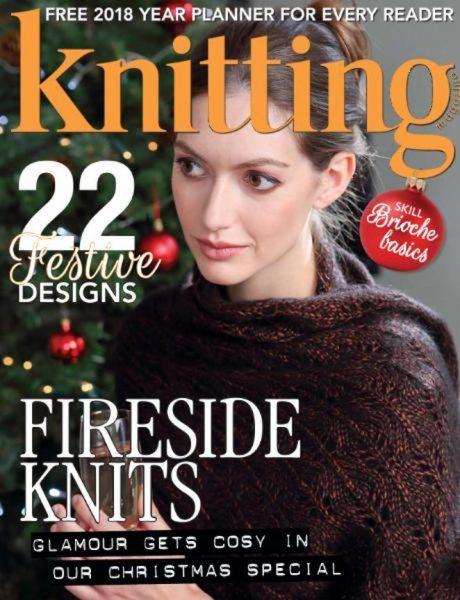 Журнал Knitting № 175, декабрь 2017