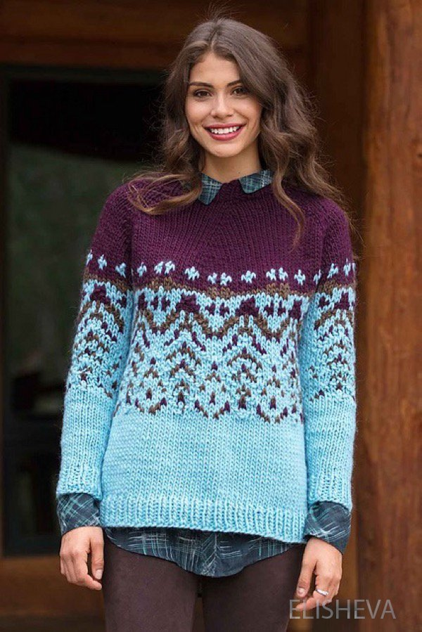журнал по вязанию Love Of Knitting выпуск зима 2017