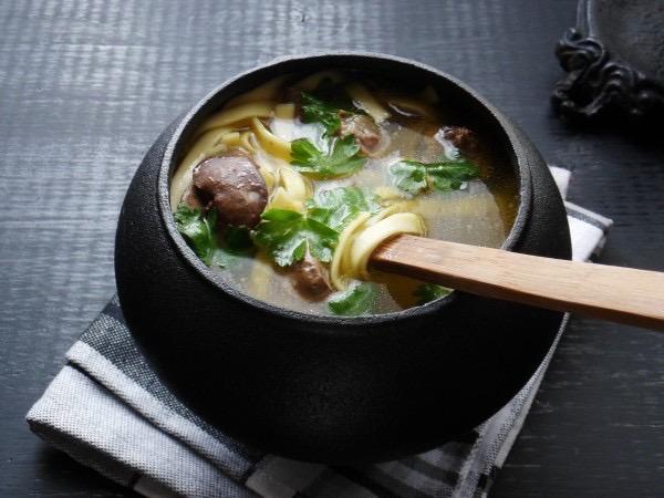 канавки существенно суп из куриных потрохов рецепт с фото годы